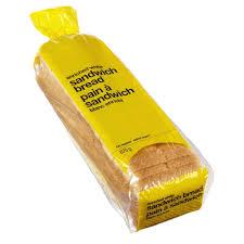 White Bread Long Sandwich Maxi