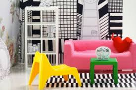 ikea miniature furniture. IKEA Miniature Furniture, For The Budget-Minded Doll In Your Life (PHOTO) | HuffPost Ikea Furniture U