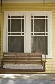 make window screen frames wood window screens
