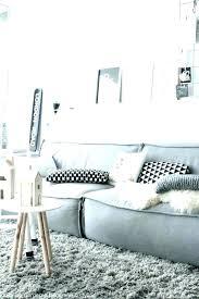 white fur rug 5x7 faux fur area rug