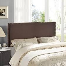 brown upholstered headboard. Modren Brown Throughout Brown Upholstered Headboard V