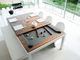 modern pool table dining table. Interesting Table Cool Modern Pool Table Dining For Modern Pool Table Dining T