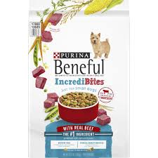 Beneful Healthy Puppy Feeding Chart Beneful Food For Dogs Incredibites With Real Beef