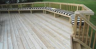 Interior Patio Bench With Cushions In Stunning Cool Collection