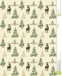 vintage christmas pattern. Wonderful Christmas Xmas Vector Seamless On Vintage Christmas Pattern A