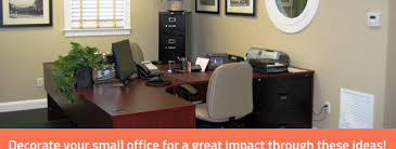 decorate small office. Decorate Your Small Office For A Great Impact Through These Ideas! E