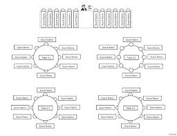 Round Table Seating Chart Template 25 Round Table Seating Chart Template Paulclymer Template