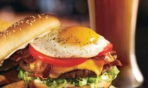 royal red robin burger and beer