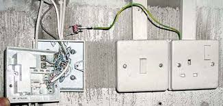 surge protect your uk telephone socket in the example we have connected the green yellow wire to the earth connection of a mains power socket but this is
