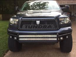 2007-2009 Toyota Tundra TRD Style Spark - ENVE Grilles