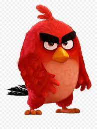 Download Hd Angry Birds Images Red Hd Wallpaper And - Angry Birds Movie Red  Png Emoji,Angry Bird Emoji - free transparent emoji - emojipng.com