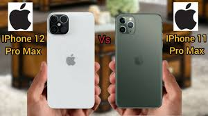 iPhone 12 Pro Max Vs iPhone 11 Pro Max (leaks) - YouTube