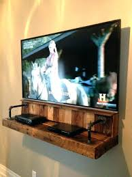 wall mounting shelves for tv wall shelf wood pipe shelf for electronics under a wall mounted wall shelf wood pipe shelf wall shelves wall mount wall mounted