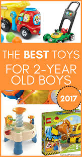I love learning toys that encourage play time, pretend and creativity, my son does too. What are some of your toddler\u0027s favorite toys? Best Toys for 2 Year Old Boys the Holidays: 2017 Edition