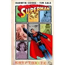 Superman is an american cartoon superhero belonging to the imaginary world of the dc universe. Superman Kryptonite By Darwyn Cooke