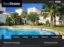 Free Real Estate Website Templates 32 Free Css
