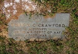 Warren Carlos Crawford (1921-1968) - Find A Grave Memorial