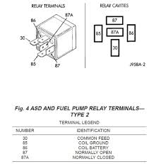 solved what and where is the asd relay 2002 2008 dodge ram ifixit dodge fuel system diagram Dodge Fuel Pump Diagram #18