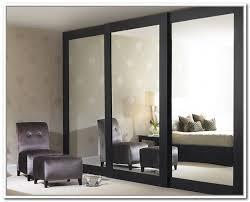 I like the dark colors closet doors sliding mirror - Google Search