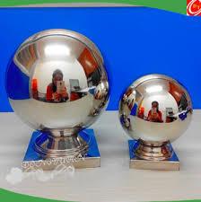 Decorative Ball Holder 60 Stainless Steel Metal Solder Ball Siamese Tee Ball Holder 9