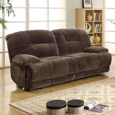 geoffrey chocolate double reclining sofa double recliner sofa e74