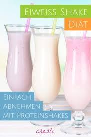 Durch protein shakes abnehmen