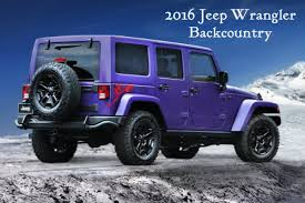 2018 jeep acid yellow. contemporary 2018 xtreme purple previously only available on the 2016 jeep wrangler  backcountry in 2018 jeep acid yellow