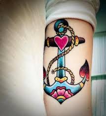 Kotva Tetování Nejen Pro Muže