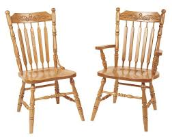 Amish Acorn Dining Chair