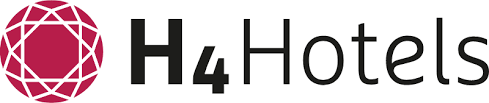 Bildergebnis für h4 hotel berlin logo