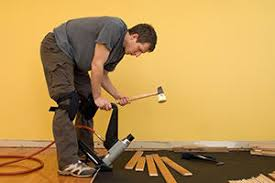 hardwood floor installed price per square foot