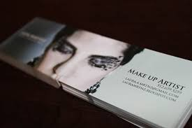 makeup artist business cards templates with erstaunlich creativity fashion perfectly design 3