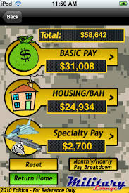 2010 Army Pay Chart Military Chart 2012workers Blog Military Robots