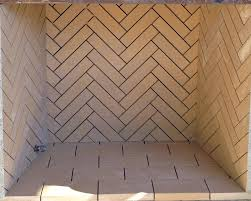 herringbone splits in sand color s fireplaces