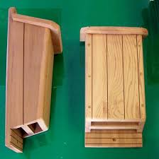 build your own bat house plans luxury house plan 2 chamber bat house