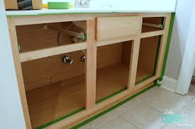 build your own kitchen cabinets the average diy girl s guide to painting cabinet plans glamorous