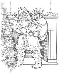 Adults Christmas Coloring Pages Only Coloring Pages