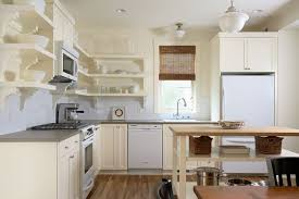 A kitchen painted with Benjamin Moore's interior wall paint in Raintree  Green (1496) cabinets