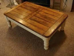 distressed wood side table distressed wood coffee