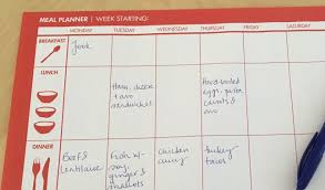 one week menu planner woolworths bunch meal plan its easy and makes life more