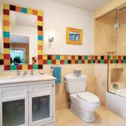 Editorsu0027 Picks Our Favorite Colorful Bathrooms  This Old HouseColorful Bathrooms