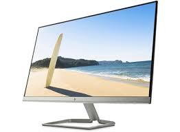 "HP 27fw 68.58 cm (27"" ) Ultraslim <b>Full</b>-<b>HD IPS</b> Monitor - HP Store UK"