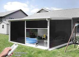 retractable screen patio. Patio Cover With Retractable Screens Screen