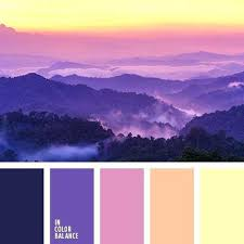 color schemes with purple color combination color pallets color palettes  color scheme color inspiration beautiful shades