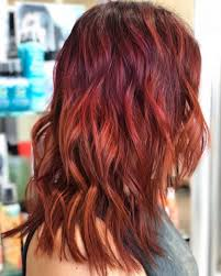 Natural Red Hair Chart 25 Best Auburn Hair Color Ideas For 2019 Dark Light
