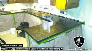 kitchen countertops photo kit resurfacing kits metallic kitchen countertops uk