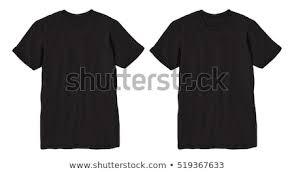 Free T Shirt Template Blank T Shirt Template Black Tshirt Stock Vector Royalty Free