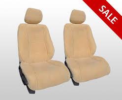 luxury fleece imitation sheepskin seat covers