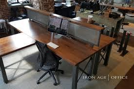 bastille workstation office furniture modern commercial furniture rustic office