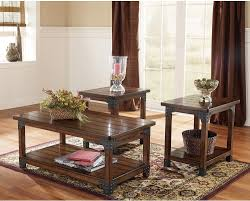murphy piece coffee and two end tables package  the brick